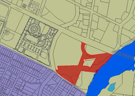 GIS polygon tool